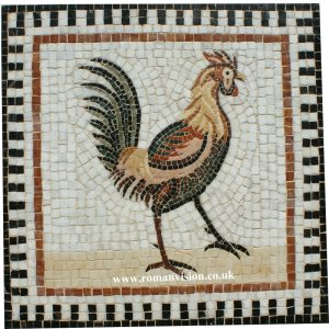 THE COCKEREL MOSAIC
