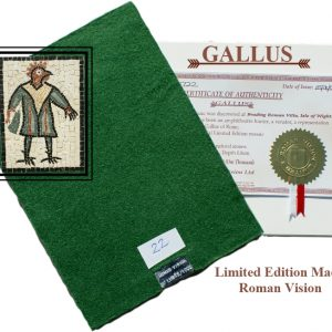GALLUS MOSAIC. LIMITED EDITION