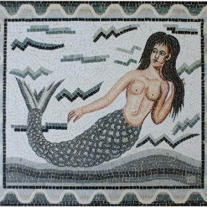 LUISA MERMAID MOSAIC