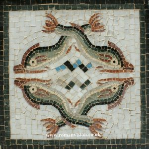 DOLPHINS S.O MOSAIC TILES